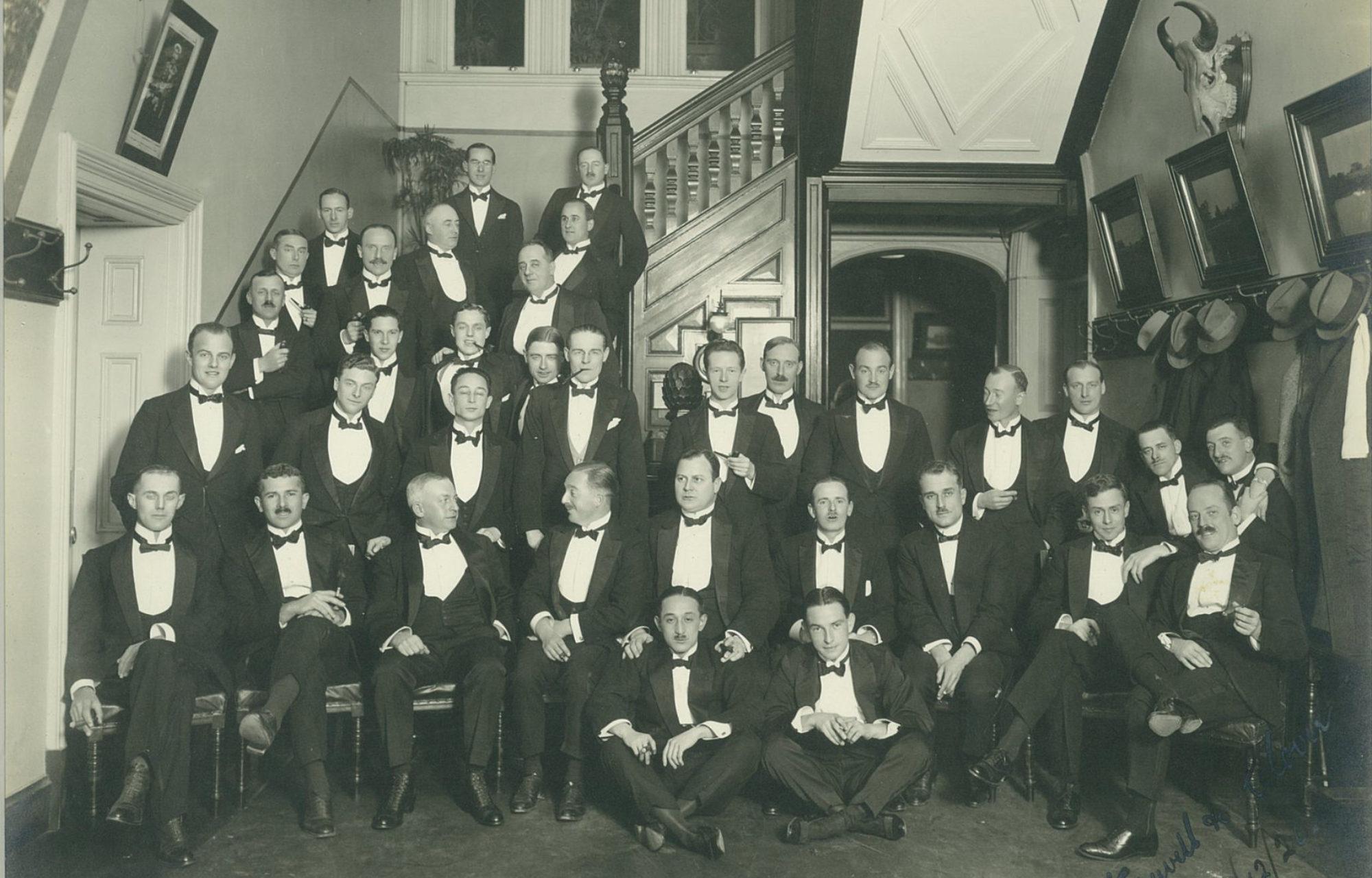 Kobe Club - since 1869